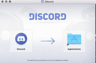 Move Discord to application directory